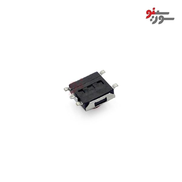 Tactile Switch-تک سوئیچ 4 پایه 2.5*6.5*6.5-SMD