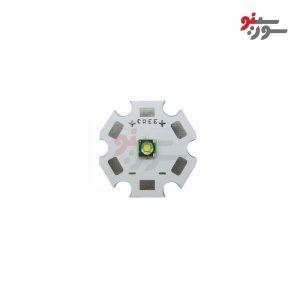 Power LED CREE 3W با PCB ستاره-پاور LED