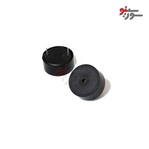 Piezo-Ceramic-Buzzer -بازر بزرگ اسیلاتوردار 12V -24V