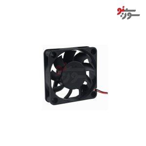Fan 5*5 12v 1cm - فن ۱۲ ولت ۵*۵ با قطر ۱سانتی متر