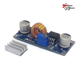 XL4015E1-STEP-DOWN Module-ماژول تغذیه DC به DC کاهنده ولتاژ 5A
