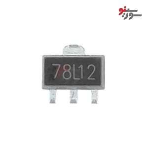 78L12-SMD IC - SOT-89 - آی سی