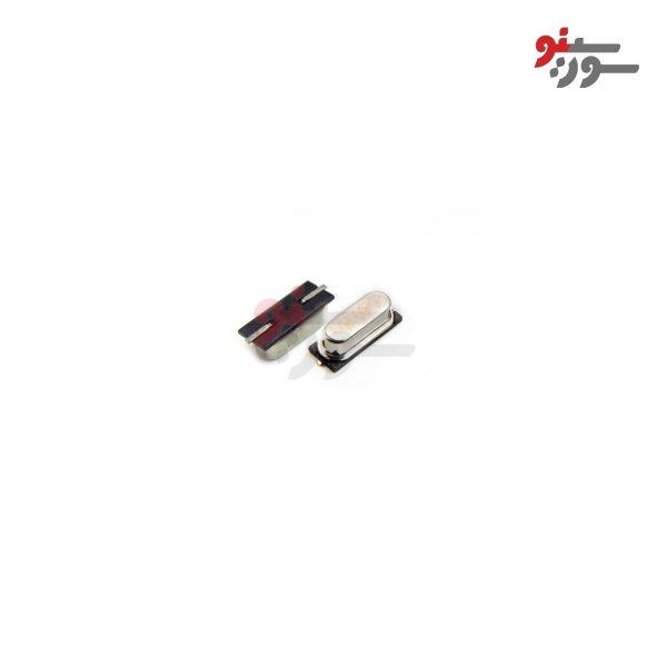 Crystal-8.000Mhz-SMD-10PPM-اسیلاتور 8 مگاهرتز