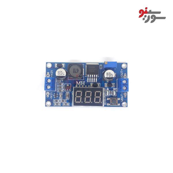 ماژول تغذیه DC به DC افزاینده ولتاژ LM2577+ با نمایشگر-Power Management IC Development Tools